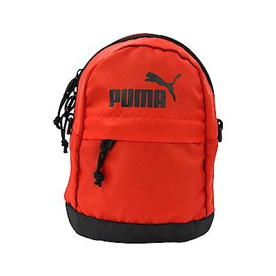 PUMA-男女基本系列兩用後背包(N)/(075883-紅色
