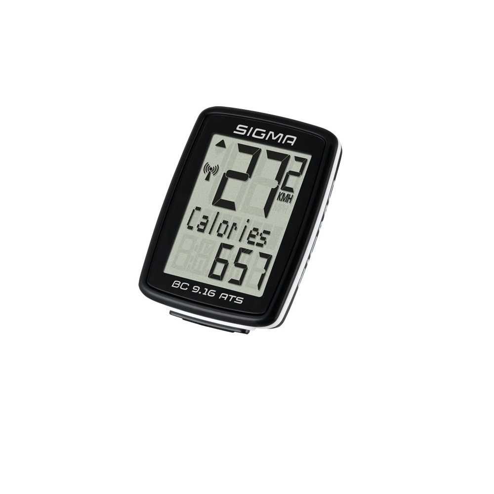 【SIGMA】BC 9.16 ATS 九項功能無線碼錶