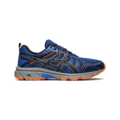 ASICS GEL-VENTURE WP 運動鞋 男 1011A563藍