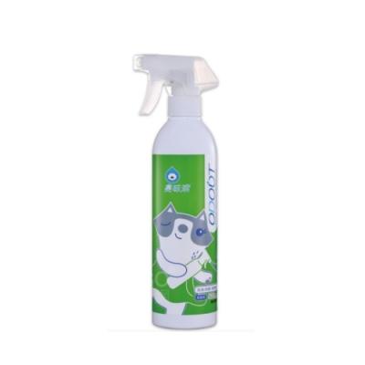 ODOUT臭味滾-貓咪專用除臭/抑菌噴霧瓶 500ML