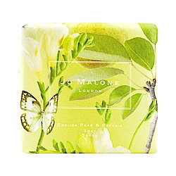 Jo Malone 沐浴香皂 英國梨與小蒼蘭(壁畫包裝) 100g