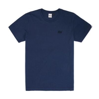 Deus Standard Ss Embroidered Tee T恤-藍