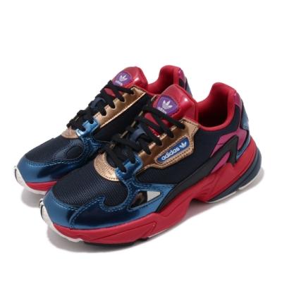 adidas 老爹鞋 Falcon W 復古 女鞋