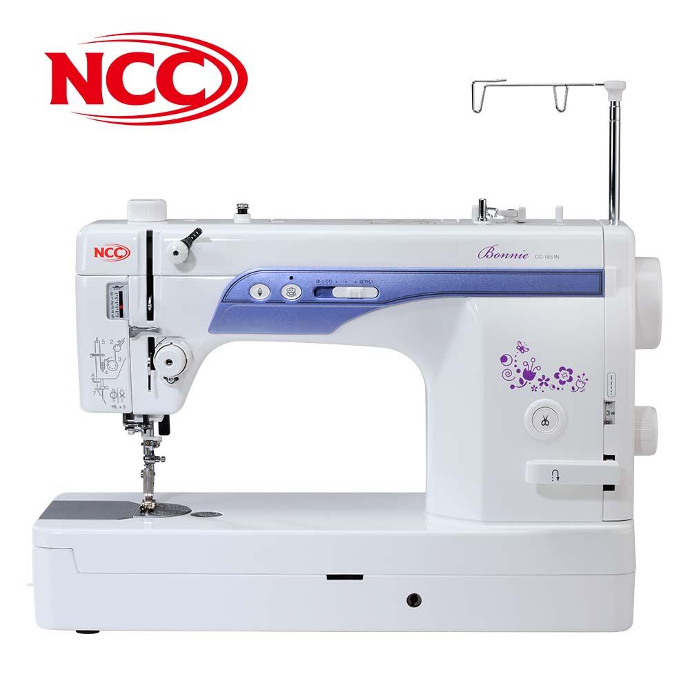 喜佳 NCC CC-1851N Bonnie高速直線縫紉機