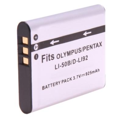 Kamera 鋰電池 for Ricoh DB-100 (DB-LI-50B)