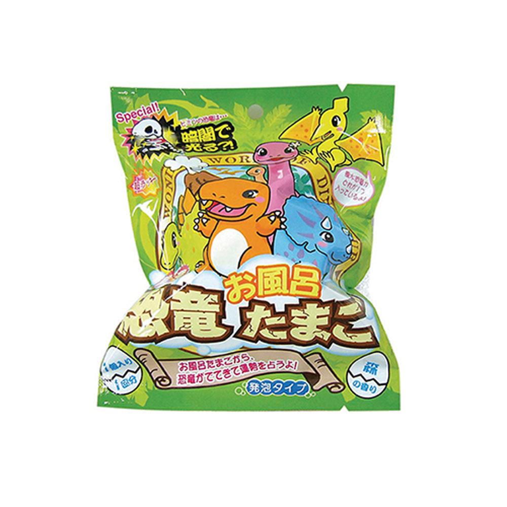 日本NOL-恐龍蛋入浴球1入