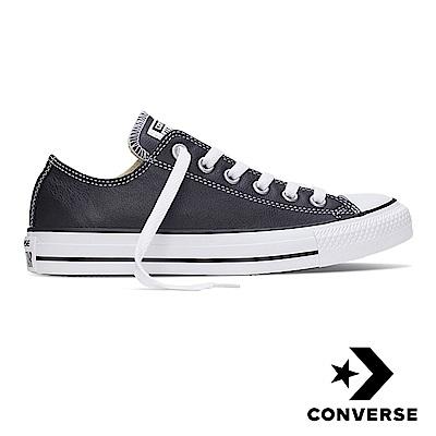 CONVERSE 男休閒鞋132174C 黑