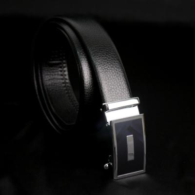 【BELT 貝爾特】熱銷款自動扣男用超纖維皮帶(BB180029)