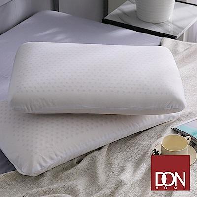 DON 平面舒適型乳膠枕二入