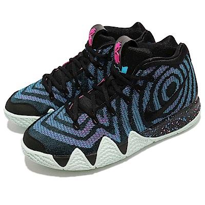Nike 籃球鞋 Kyrie 4 高筒 女鞋