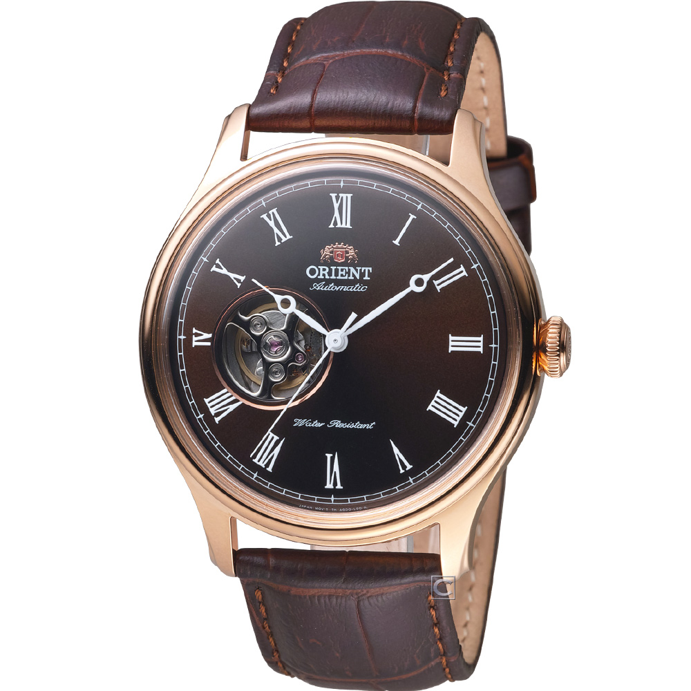 ORIENT 東方錶小鏤空機械錶(FAG00001T)