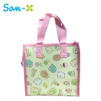 日本正版 角落生物 保冷袋 S號 手提袋 便當袋 保冷提袋 角落小夥伴 San-X 275982