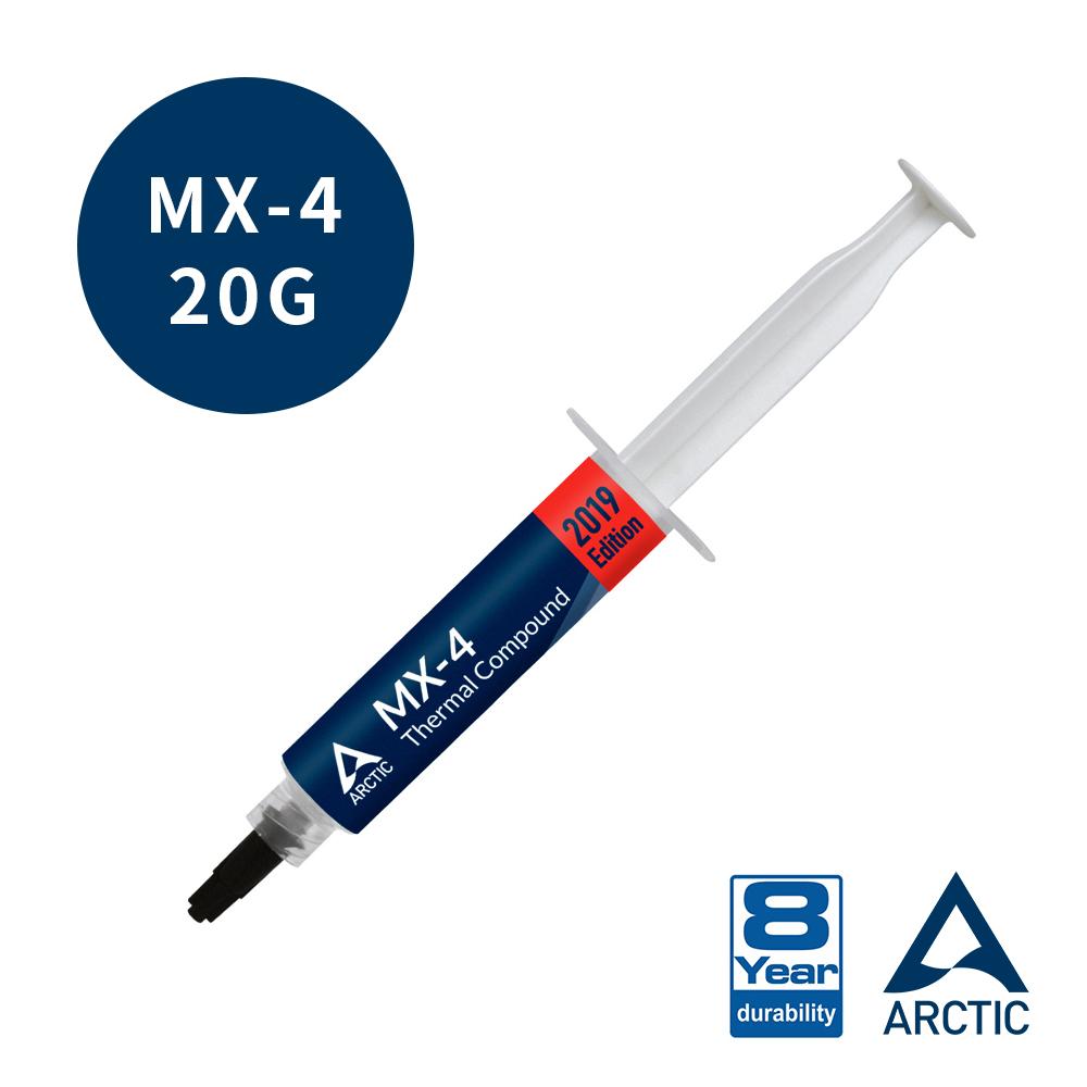 【ARCTIC】MX-4 高效散熱膏-20克