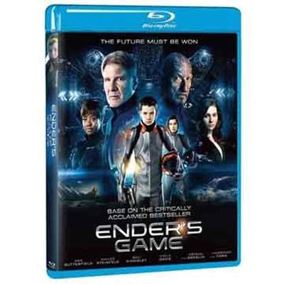 戰爭遊戲 Ender's Game  藍光 BD