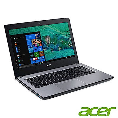 Acer E5-476G-59P6 14吋筆電(i5-7200U/MX130/128G/銀/組
