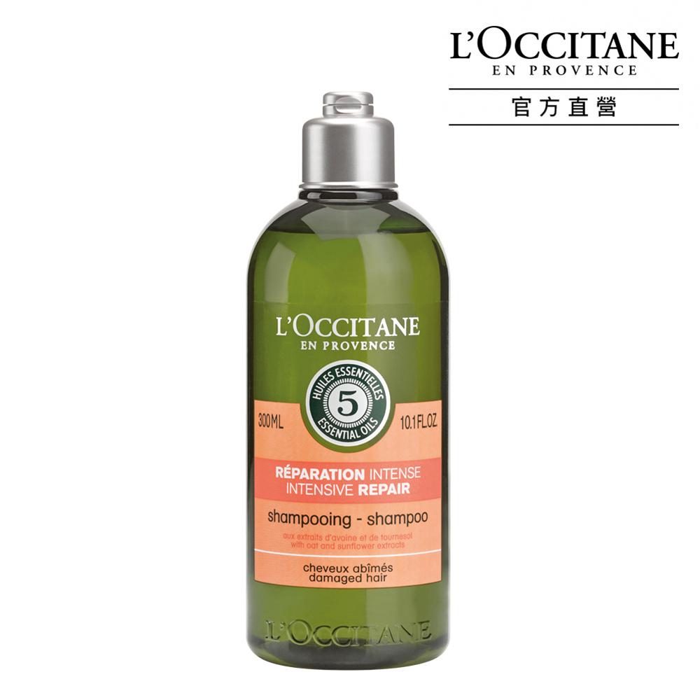 L'OCCITANE歐舒丹 草本修護洗髮乳300ml