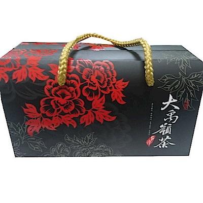 新鮮採茶 大禹嶺茶(袋泡式茶包30入/盒)共2盒