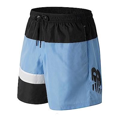 New Balance平織短褲AMS91570SSY_男_淺藍