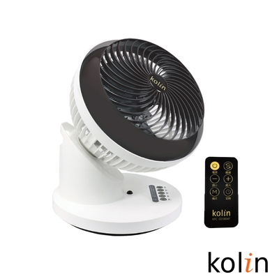 Kolin 歌林 9吋遙控陀螺循環扇 KFC-SD1804T