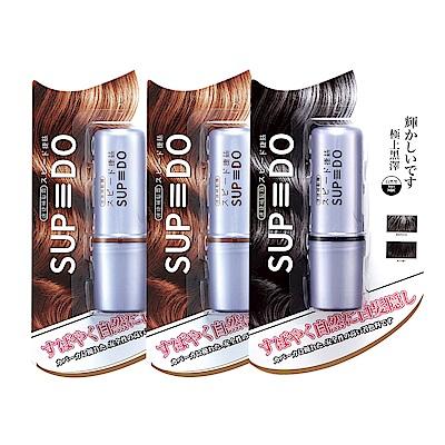 佐登妮絲[即期良品] 捷絲速捷補色梳10ml(暖栗棕x2入+自然黑x1入)