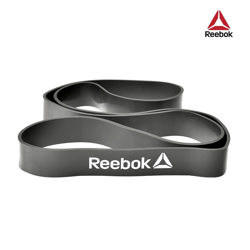 Reebok 高彈性訓練阻力帶-23.8kg阻力 (淺灰)