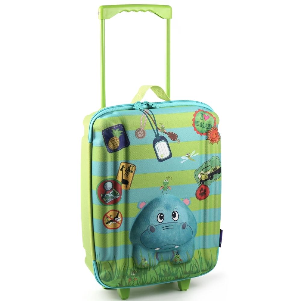 德國okiedog 兒童3D動物造型拉桿式大行李箱-多款可選