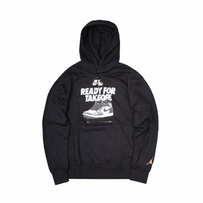 Nike 帽T Holiday Hoodie 運動休閒 男女款 外層觸感光滑 內層微刷毛 保暖 抽繩 黑 白 DO9152-010