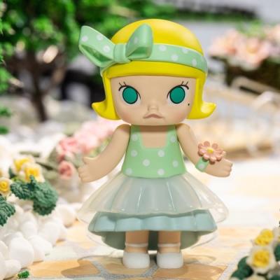 Molly 茉莉女孩婚禮小公主系列公仔盒玩(二入隨機款)