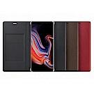 Samsung Galaxy Note 9 原廠經典真皮革皮套