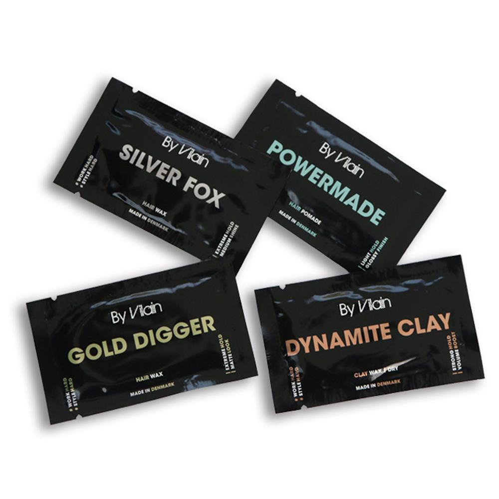 By Vilain 無光澤凝土髮蠟 旅行包 8ml Dynamite Clay