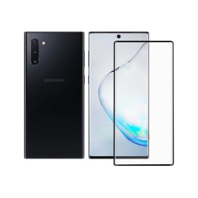 LUCCIDA Samsung Note 10 9H防爆玻璃貼【3D全膠滿版】