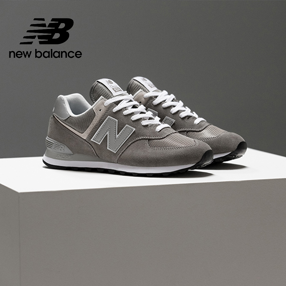 New Balance  復古鞋_中性_灰色_ML574EGG-D楦 product image 1