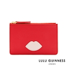 LULU GUINNESS LIPS LOTTIE 零錢包 (紅)