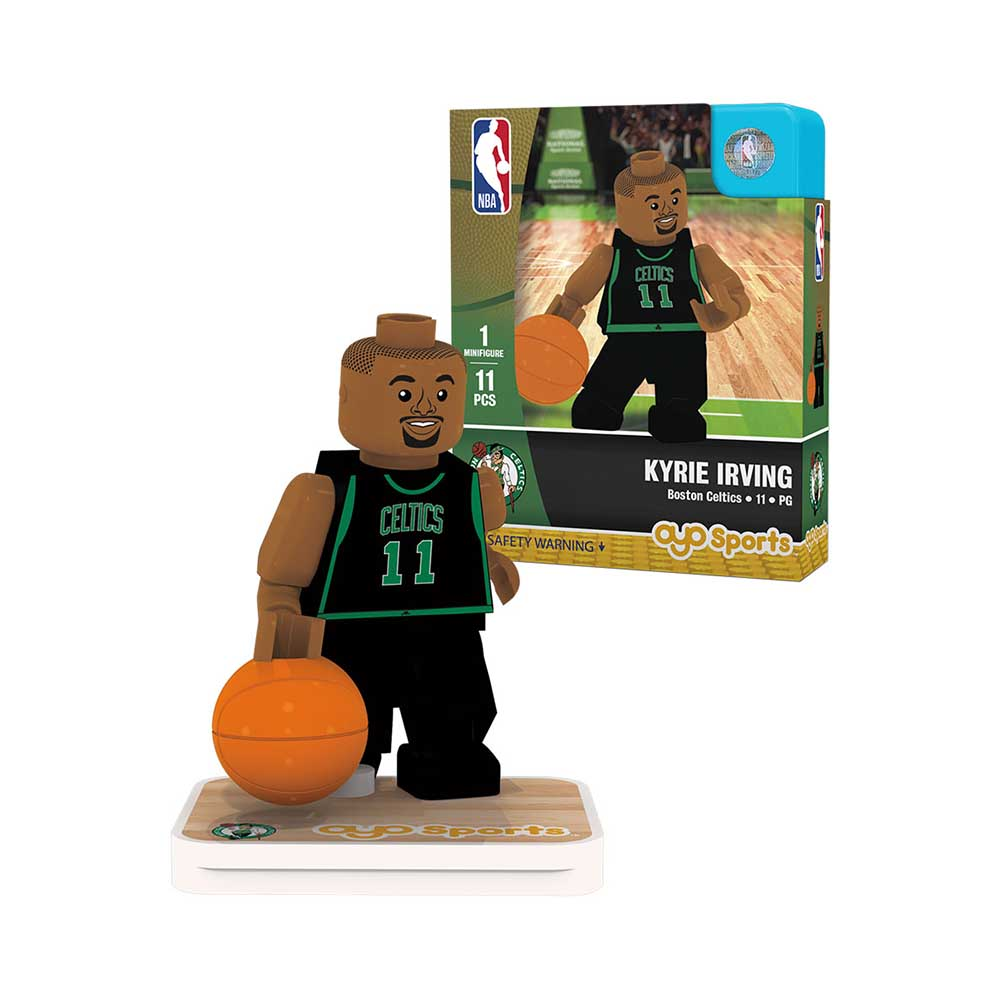 OYO Sports NBA 球員公仔 塞爾提克 Kyrie Irving product image 1