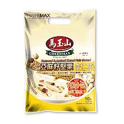 馬玉山 亞麻籽堅果杏仁飲(28gx10入)+免費加量2小包