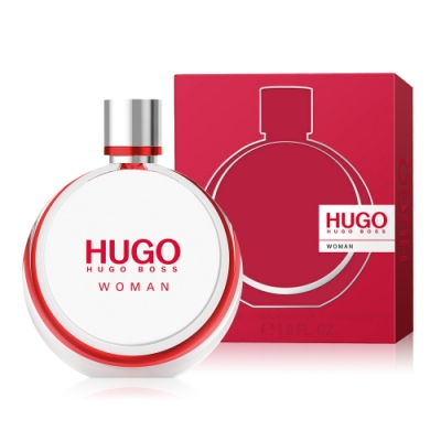 HUGO BOSS HUGO Woman 完美女人淡香精 50ml