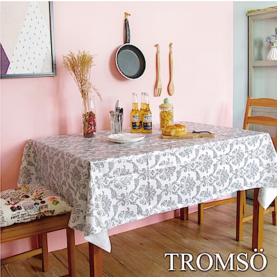 TROMSO 北歐生活抗汙防水桌布-華麗巴洛克