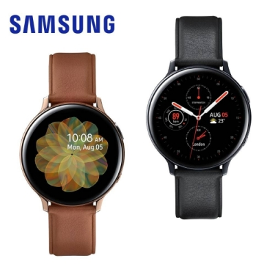 SAMSUNG Galaxy Watch Active2 不鏽鋼 44mm R820