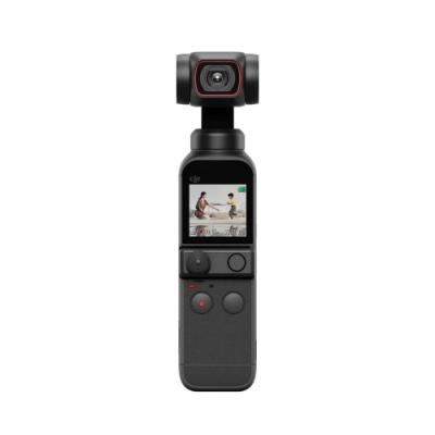 DJI Pocket 2 口袋三軸雲台相機-單機版+兩年版Care(先創公司貨)