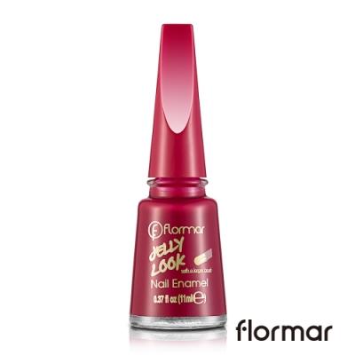 法國 Flormar-JELLY LOOK指甲油#JL46觸及真心