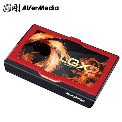 圓剛 GC551 LGX2 個性化實況4Kp60高畫質擷取盒