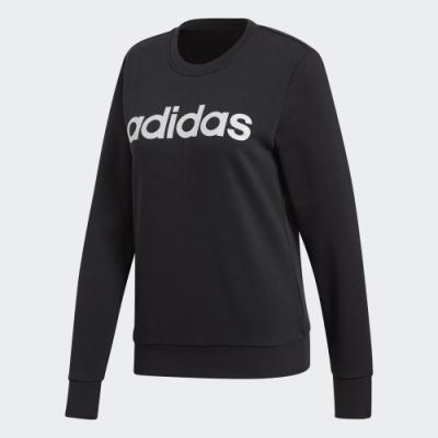 【時時樂限定】adidas女款經典長袖上衣任選均一價