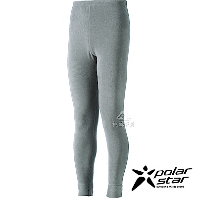 PolarStar 中性 保暖長褲(內穿)『淺灰』P18435