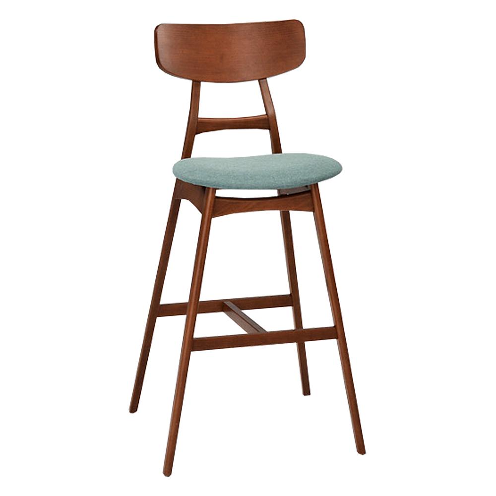 AS-Gemma實木高吧抬椅-54x58x110cm(二色可選)
