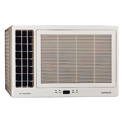 HITACHI日立 變頻單冷 (左吹) 窗型冷氣 RA-28QV1
