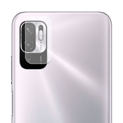 o-one小螢膜 XiaoMi紅米Note10 5G 犀牛皮鏡頭保護貼 (一組兩入)