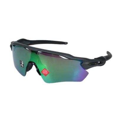 OAKLEY RADAR EV PATH一般太陽眼鏡-附硬盒鼻墊 抗UV 單車 OAK-OO9208-A138 鐵灰黑