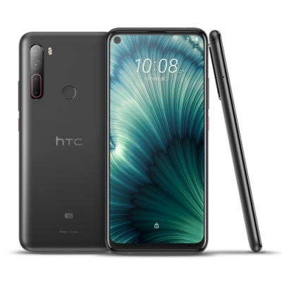 HTC U20 5G (8G/256G)6.8吋大電量智慧機-曜岩黑