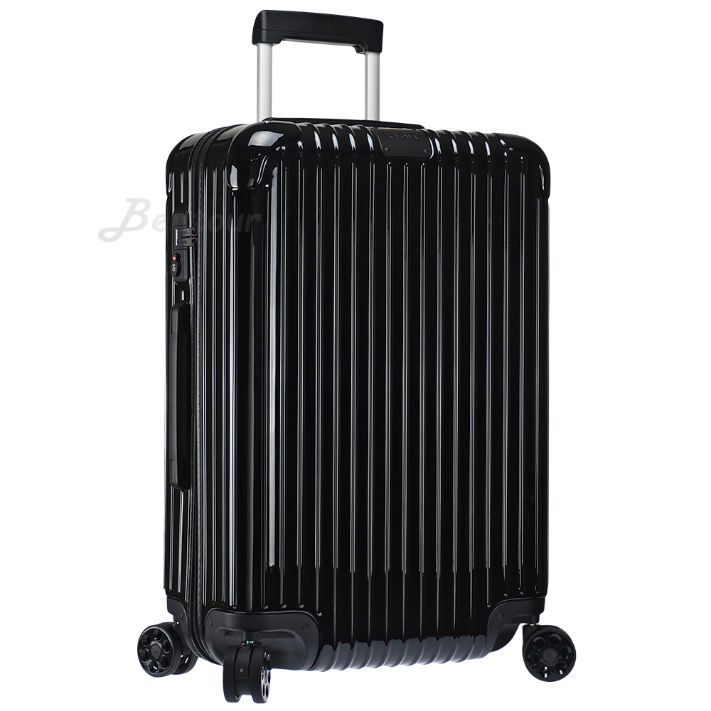 Rimowa Essential Check-In M 26吋行李箱 (亮黑色)