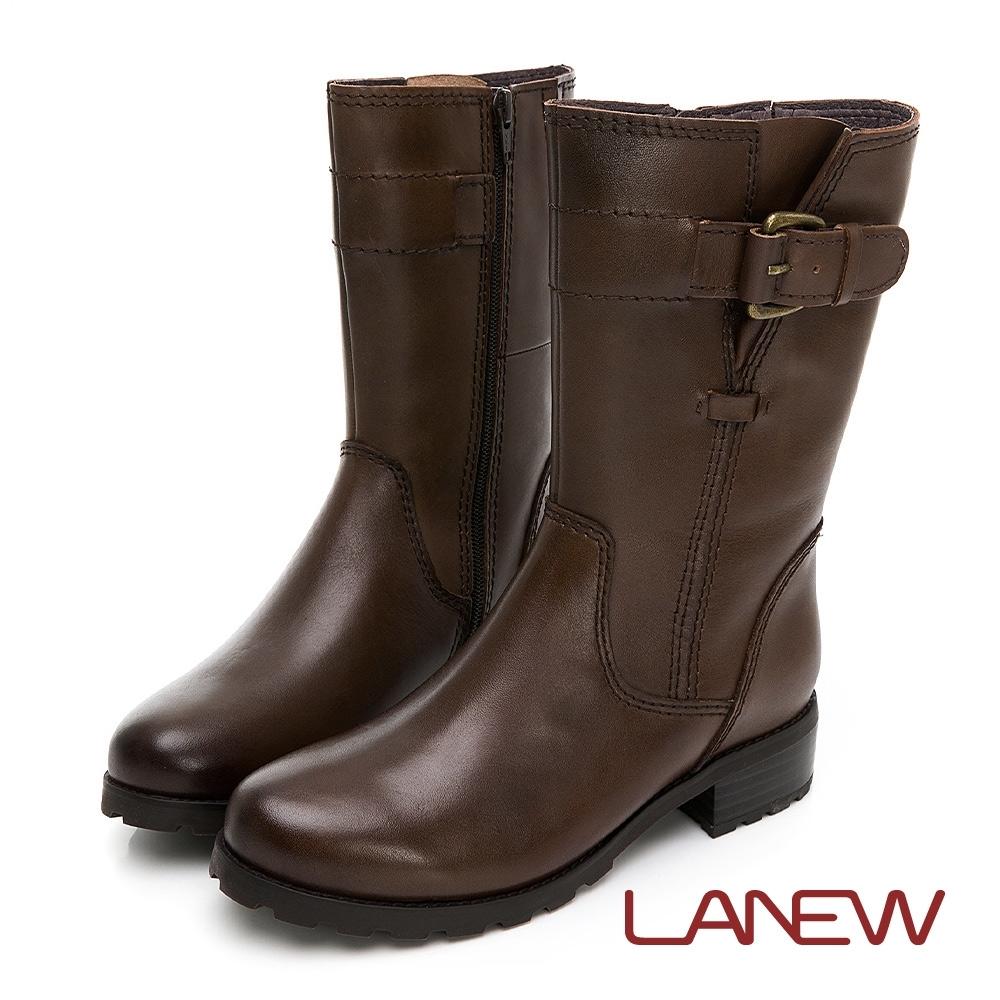 LA NEW 率性百搭中筒靴(女226048500)